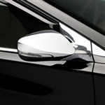 Hyundai Elantra Chrome Mirror Covers, 2011, 2012, 2013