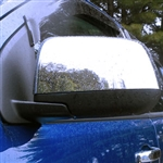 GMC Canyon Chrome Mirror Covers, 2015, 2016, 2017, 2018, 2019