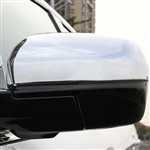 Ford Focus Chrome Mirror Covers, 2017, 2018