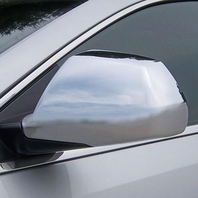 Cadillac Cts Coupe Chrome Mirror Covers 2011 2012 2013