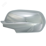 Honda CRV Chrome Door Mirror Covers, 2007 - 2011
