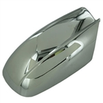 Dodge Dart Chrome Mirror Covers, 2013, 2014, 2015, 2016