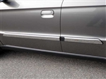 Kia Soul Chrome Door Molding Trim, 4pc  2010 - 2013