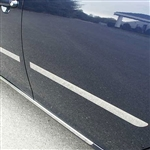 Hyundai Elantra Chrome Side Accent Trim, 4pc  2007, 2008, 2009, 2010