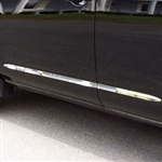 Nissan Rogue SELECT Chrome Door Accent Trim, 2014, 2015