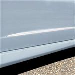 Honda Fit Stainless Steel Door Molding Trim 2009, 2010, 2011, 2012, 2013