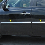 Honda Pilot Chrome Side Accent Insert Trim, 2009, 2010, 2011, 2012, 2013, 2014, 2015
