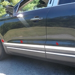 Lincoln MKC Chrome Side Molding Trim (upper), 2015, 2016, 2017, 2018, 2019