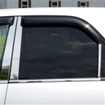 Acura MDX Chrome Pillar Post Trim, 2001, 2002, 2003, 2004, 2005, 2006