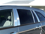 Chrysler Pacifica Chrome Pillar Post Trim, 8pc  2004 - 2008
