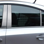 Chevrolet Cruze ECO Limited Chrome Pillar Post Trim, 2016