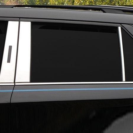 Ford Explorer Chrome Pillar Post Trim 2020 Shopsar Com