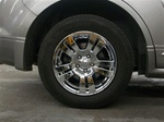 Ford Edge Snap In Chrome Wheel Covers, 4pc. Set, 2008, 2009, 2010, 2011