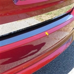 Ford Fusion Chrome Rear Bumper Trim, 2010, 2011, 2012
