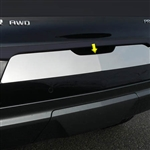 Chevrolet Blazer Chrome Rear Bumper Trim, 2019, 2020