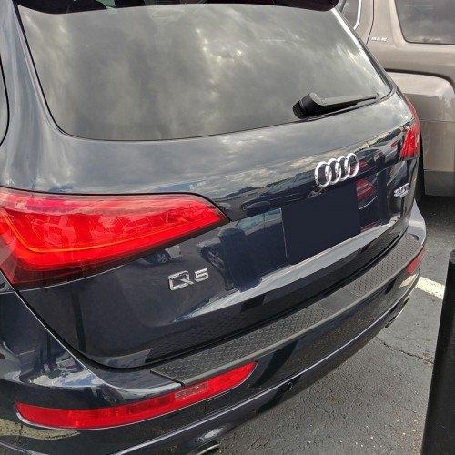 Audi Q5 Bumper Cover Molding Pad 2009 2010 2011 2012