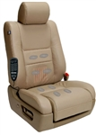 Relaxor In-Seat Massage Kit for Cars, Trucks, or SUVs
