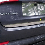 Kia Optima Chrome Rear Deck Trim, 2011, 2012, 2013, 2014, 2015