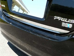 Toyota Prius Chrome Rear Deck Trim, 2004, 2005, 2006, 2007, 2008, 2009