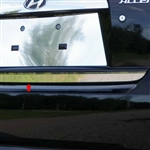 Hyundai Accent Chrome Rear Deck Trim, 2006, 2007, 2008, 2009, 2010, 2011