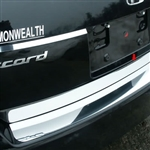 Honda Accord Sedan (4dr) Chrome Rear Deck Trim, 2008, 2009, 2010, 2011, 2012
