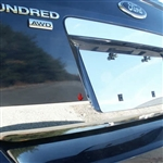Ford Five Hundred Chrome Rear Deck Trim, 2005, 2006, 2007