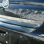 Buick LaCrosse Chrome Rear Deck Trunk Trim, 2005, 2006, 2007, 2008, 2009
