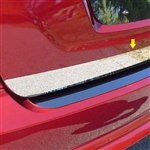 Ford Fusion Chrome Rear Deck Trim, 2006, 2007, 2008, 2009, 2010, 2011, 2012
