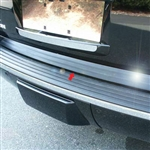 Chevrolet Suburban Chrome Rear Deck Trim, 2007, 2008, 2009, 2010, 2011, 2012, 2013, 2014