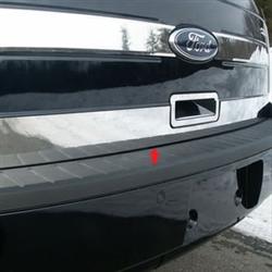 Ford Flex Chrome Rear Deck Trunk Trim 2009 2010 2011