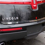 Lincoln MKT Chrome Tailgate Trim, 2010, 2011, 2012, 2013, 2014, 2015, 2016, 2017, 2018