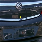 Buick Regal Chrome Trunk Lid Trim, 2011, 2012, 2013