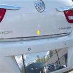 Buick Verano Chrome Trunk Lid Trim, 2012, 2013, 2014, 2015, 2016, 2017