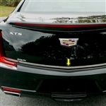 Cadillac XTS Chrome Rear Deck Trim, 2018, 2019, 2020