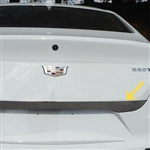 Cadillac CT4 Chrome Rear Deck Trim, 2020, 2021