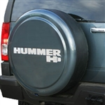 Hummer H3 Color Match Rigid Spare Tire Cover, 2006, 2007, 2008, 2009, 2010