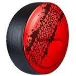 Jeep Wrangler Tire Tread Rigid Tire Cover
