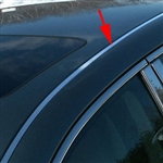 Kia Optima Chrome Roof Insert Trim, 2016, 2017, 2018, 2019, 2020