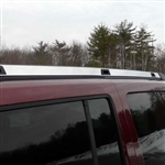 Jeep Commander Chrome Roof Rack Trim, 2006, 2007, 2008, 2009, 2010