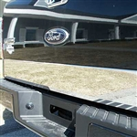 Ford F150 Chrome Tailgate Trim, 2004, 2005, 2006, 2007, 2008, 2009, 2010, 2011, 2012, 2013, 2014