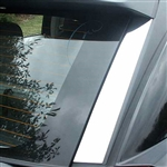 Dodge Caliber Chrome Rear Window Trim, 2pc  2007 - 2011