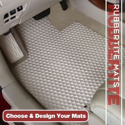 Rubbertite All Weather Auto Floor Mats