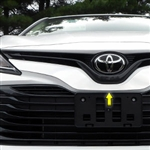 Toyota Camry Chrome Grille Accent Trim, 2018, 2019