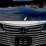 Toyota Avalon Chrome Front Grille Trim, 2019, 2020