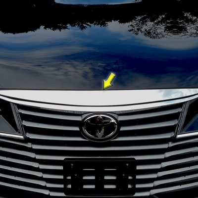 Toyota Avalon Chrome Front Grille Trim 2019 Larger Photo
