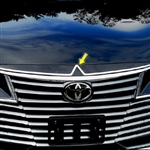 Toyota Avalon Chrome Front Grille Accent, 2019