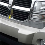 Dodge Nitro Chrome Grille Accent, 2007, 2008, 2009, 2010, 2011, 2012