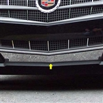 Cadillac CTS Chrome Lower Grille Accent Trim, 2008, 2009, 2010, 2011, 2012, 2013