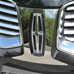Lincoln MKX Chrome Grille Accent Trim, 2016, 2017, 2018