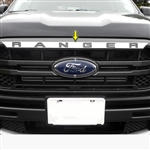 Ford Ranger Chrome Grille Accent Trim, 2019, 2020